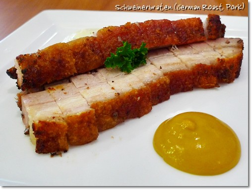 German Roast Pork