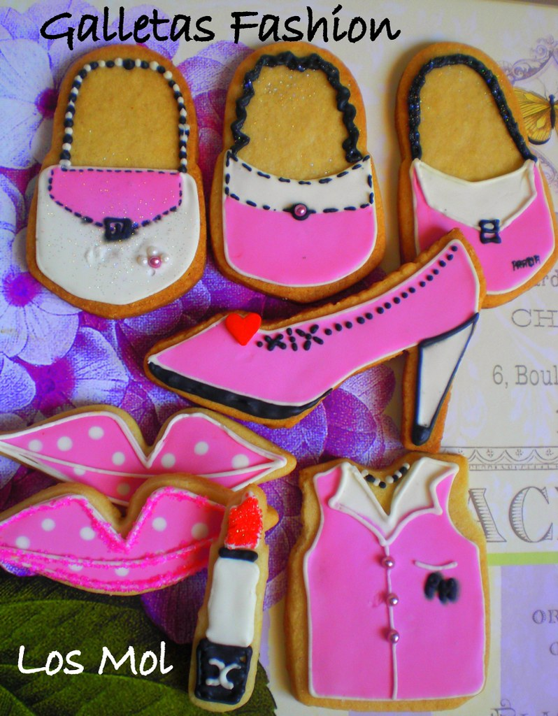 1 fashion cookies