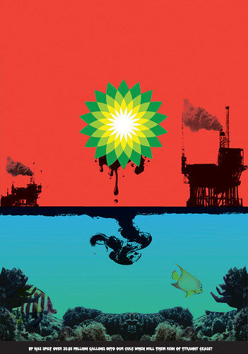 BP Oil Spill: Death to the Little Guy