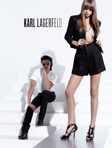 abbey and lagerfeld