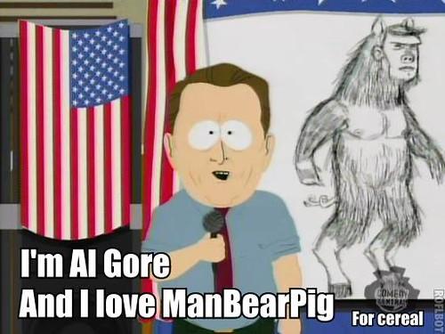 al loves manbearpig
