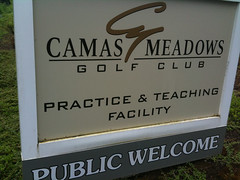 Camas Meadows Driving Range