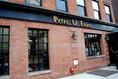 New York - Peter Luger's