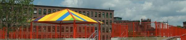 Manchester Street Park Pavilion
