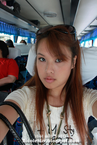 camwhore on bus 2