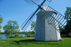 Cape Cod Signature (Let Ideas Compete) Tags: vacation mill windmill wind massachusetts cape blade mass cod blades