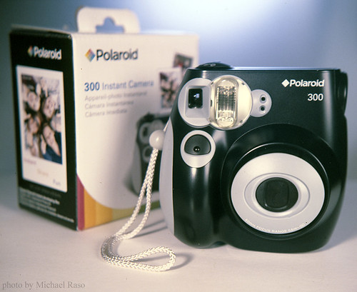 Polaroid 300 Instant Film Camera
