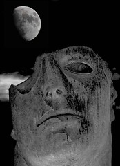 moon-face... (iMac67) Tags: urban bw black art germany dark blackwhite nikon bamberg d5000 centurionei igormitora nikond5000 imac67