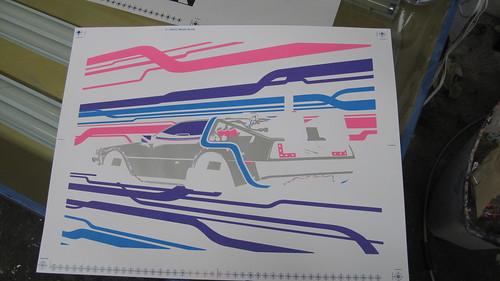 DMC-12 print progress