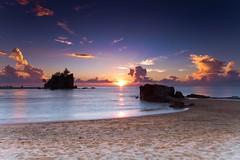Kemasik Beach - Sunrise II (carsem00) Tags: beach landscape island malaysia kemasik platinumheartaward kemasikbeach tokina1116mmf28 sandseasun mygearandmepremium mygearandmebronze mygearandmesilver mygearandmegold carsem00 mygearandmeplatinum