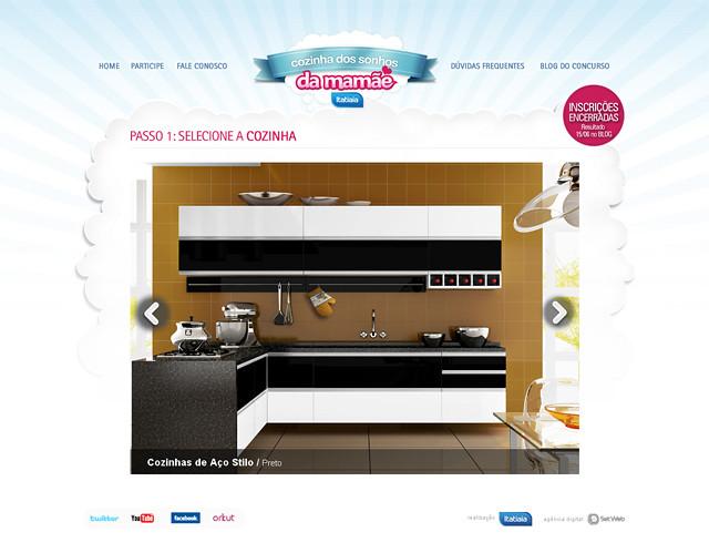 Vitrine de Cozinhas - Lançamento Itatiaia