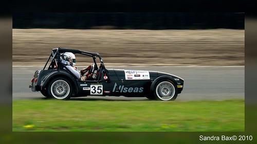 High Speed on Zandvoort Circuit