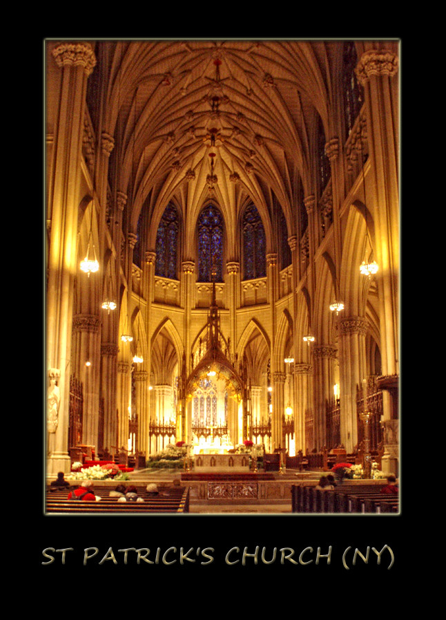 ST PATRICK'S CHURCH (NY)