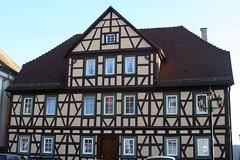 Langenburg, Baden Wurttemberg. Germany (EJK41) Tags: germany deutschland fachwerk fachwerkhaus langenburg wurttemberg