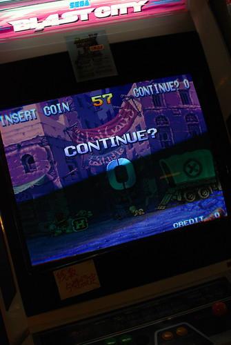 Tras jugar una partida en una auténtica recreativa del Metal Slug X en Super Potato