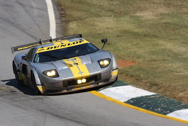 Robertson Racing - Doran Design Ford GT