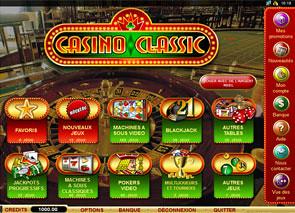Casino Classic Lobby