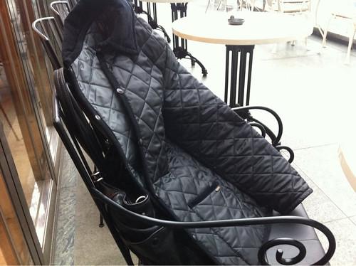 ラベンハムのキルティングジャケット デンハム