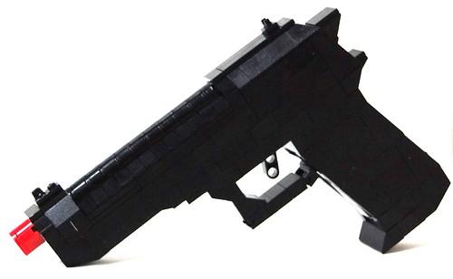 Life Sized M9 Beretta 5128717201_289cdeb232