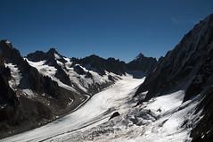 Argentiere Glacier (Paul Sivyer) Tags: france alps paul du aeroplane glacier midi winch chamonix argentiere aiguille grandmontets wildwales sivyer