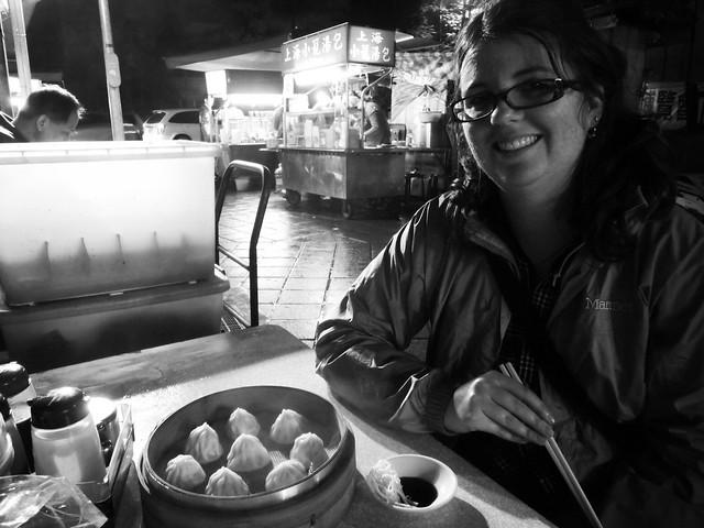 Marisa Eats Dumplings