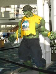Hulk Smash Puny Convention!