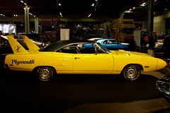 Plymouth Superbird 1970 (Oscar von Bonsdorff) Tags: plymouth superbird yellowsuperbird yellowplymouth superbird1970 superbird1970infoandpics yellowsuperbirdpics yellowplymouthpics oldyellowcar yellowcarpics canon xsi photographing 450d oscarvonbonsdorff studio pro canonefs1855mmf3556is canon1855 kitlens canon1855is canon1855mm 1855lens xtreme tuning custom car show helsinki xtremecarshowhelsinki2010 carshowhelsinki2010 helsinginmessukeskus helsingforsmsscentrum carshow bilmssa pimp finland suomi finnland auto bil extremecarshow extreme 2010 international roadrunner yellowroadrunner 1970roadrunner oldroadrunner roadrunnerpics roadrunnerinfo worldcars
