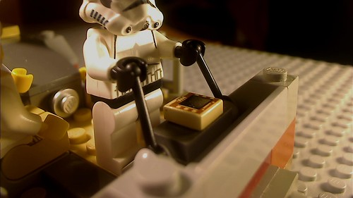 Tatooine Taxi - GPS
