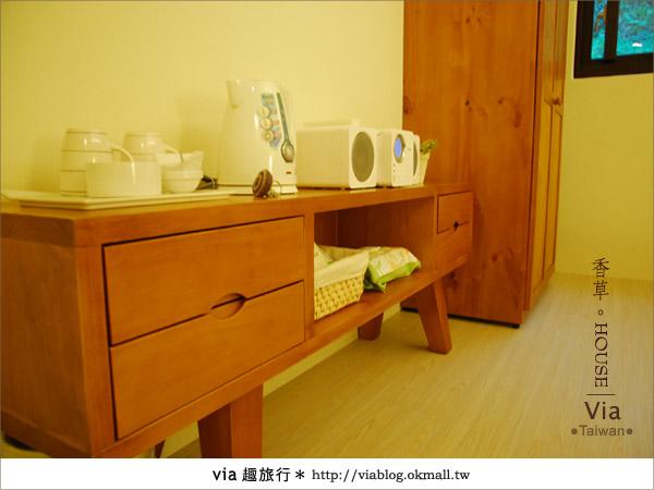 【新社】香草HOUSE~新社薰衣草森林最新溫暖系民宿(上)32