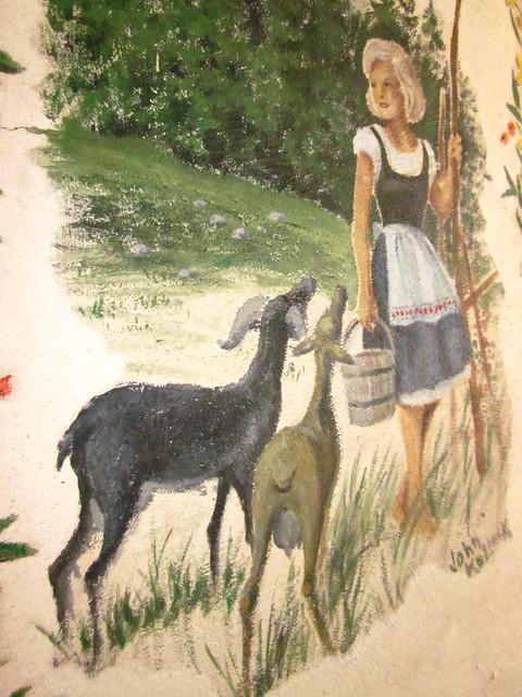 Milk maid.