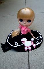 Circe needs a pink ladies jacket