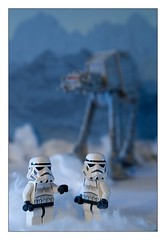 Star Wars : Lego adventure (Zed The Dragon) Tags: snow storm ex french geotagged effects photography iso800 star photo starwars funny flickr lego minolta photos sony sigma f100 lucas full empire frame stormtrooper wars vader fullframe alpha darthvader postproduction franais atat sal deathstar soldat zed dg francais hoth lightroom obscur effets mcquarrie 70mm vador darkvador 24x36 stormies 0sec laforce lgo a850 sonyalpha hpexif flickraward funnystarwars dslra850 alpha850 lifeonthedeathstar zedthedragon funnystormtrooper funnyvader funnyvador