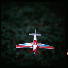 (19/77) Tags: slr film toy aeroplane malaysia 1977 negativescan kiev88 mediumfromat kodakektacolorpro160 autaut canoscan8800f arsat80mmf28 myasin