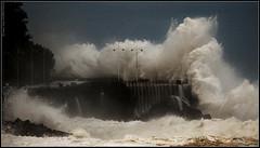 Temporal en el Cantábrico (Jose Juan Gurrutxaga) Tags: gale sansebastian olas temporal donostia cantabrico