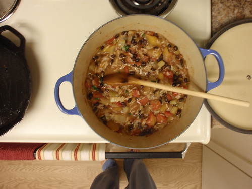 Impromptu Stew