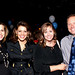 Angel Reed, left, Teresa Benitez-Thompson, Kristie & Mike Sp