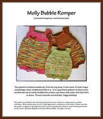 Molly Bubble Romper Pattern