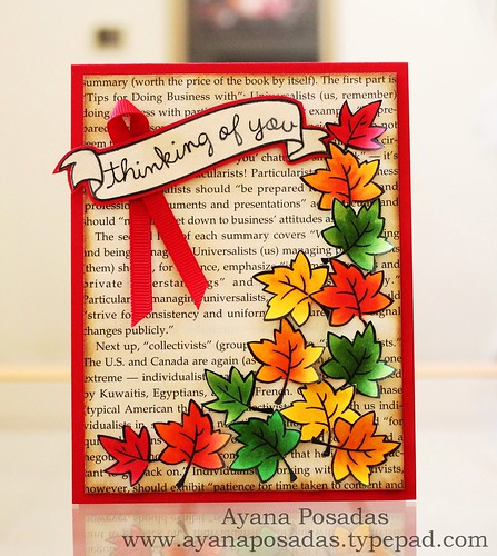 Thinking of You- Falling Leaves (4)