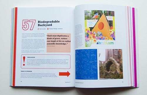 Creative Workshop Challenge 57: Biodegradeable Backyard