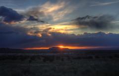 Paria sunset from Button Ridge (Chief Bwana) Tags: az arizona vermilioncliffs sunset middleknoll pariaplateau psa104 chiefbwana