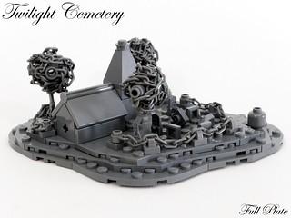 Twilight Cemetery (2 of 2)