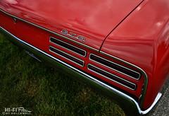 '67 GTO (Hi-Fi Fotos) Tags: 67 1967 pontiac gto badge tail light rear red vintage american musclecar classiccar chrome nikon d5000 hififotos hallewell