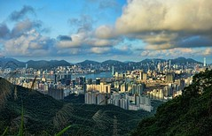 Kowloon Peak sunrise onwards 30.6.17 (28) (J3 Tours Hong Kong) Tags: hongkong kowloonpeak