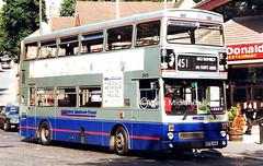 2978 (PB) E978 VUK (WMT2944) Tags: 2978 e978 vuk mcw metrobus mk2a wmpte west midlands travel