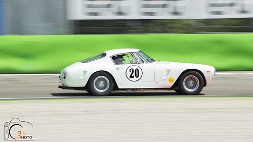 "Ferrari 250 GT Berlinetta n°20 • <a style=""font-size:0.8em;"" href=""http://www.flickr.com/photos/144994865@N06/35653741386/"" target=""_blank"">View on Flickr</a>"