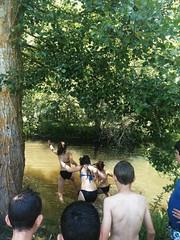 Día 5 . Chapuzón en río Tormes