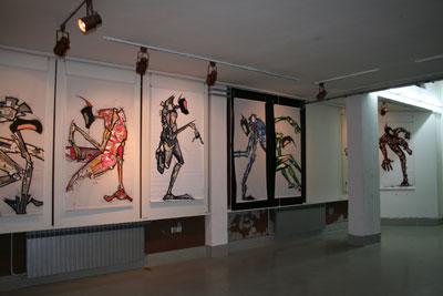 Bugbots show, Zagreb