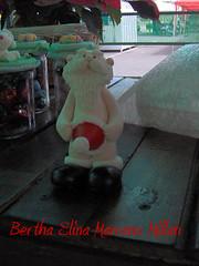santa desnudo 5 (Bertha Elina Marcano) Tags: en navidad pasta masa francesa flexible fria porcelana porcelanicron felxible