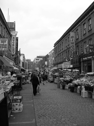 Open Market, Dublin, Ireland
