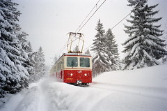 1999-02-15 Railway and Winter (beranekp) Tags: high eisenbahn railway slovakia 1001nights tatry tatra slovak vysok eleznice trba zubaka mygearandme
